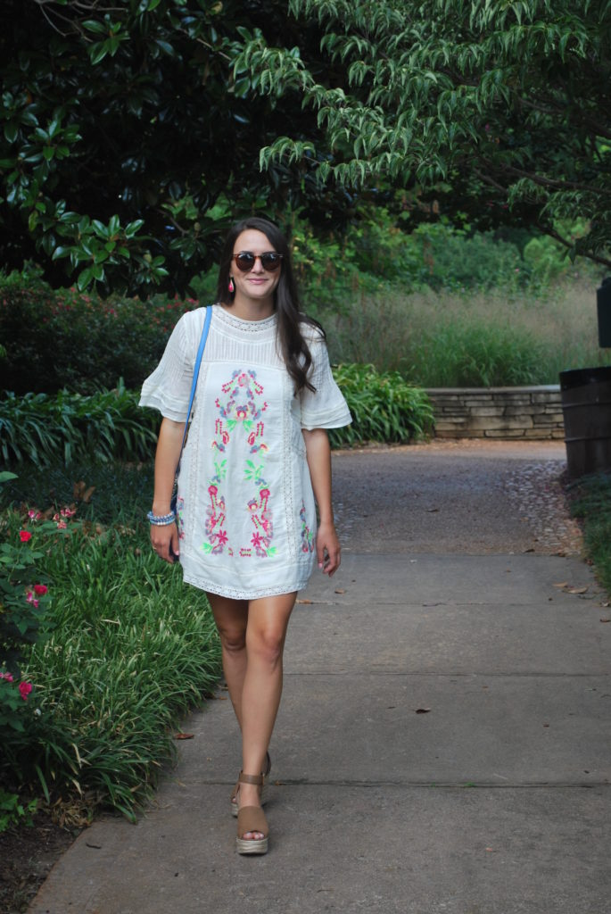 Free People Dress, Pretty All Around Blog, Cortney, Nordstrom Sale